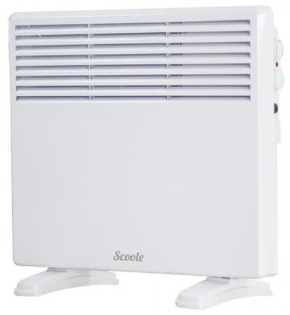 Конвектор Scoole SC HT CM4 1000 WT 1000 Вт белый цена и фото