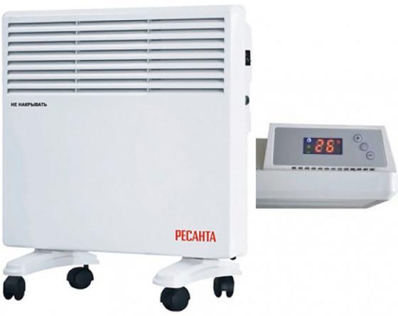Конвектор Ресанта ОК-1000Е LED 1000 Вт белый конвектор ресанта ок 1000