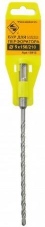 Фото - Бур ЭНКОР 10912 SDS+ Ф5х150/210мм усиленный ногтивит усиленный крем 15мл