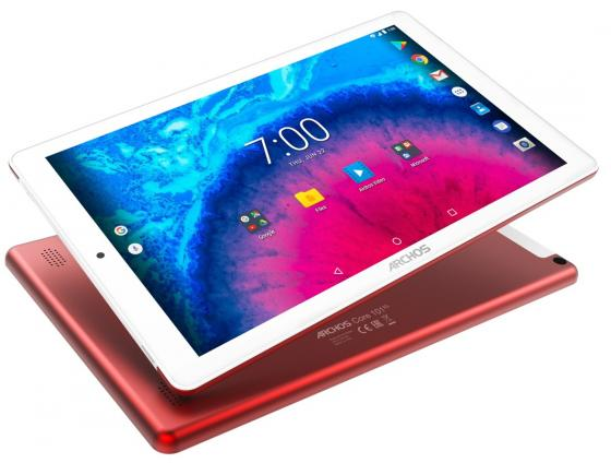 Планшет ARCHOS 101 CORE V2 3G 10.1 16Gb Red Wi-Fi Bluetooth 3G Android 503620 archos core 50 red