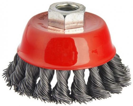 Кордщетка Hammer Flex 207-104 65мм M14  чашеобразная витая жесткая для УШМ