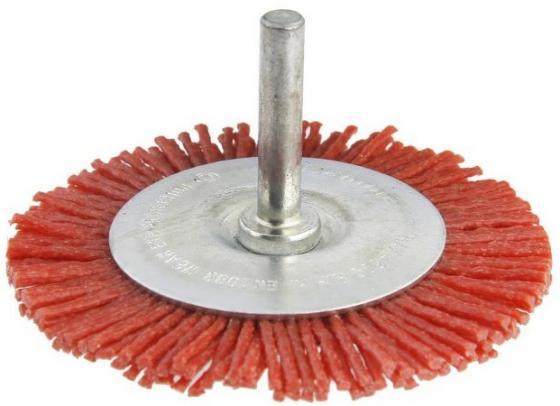 Кордщетка Hammer Flex 207-213 75мм d6 радиальная нейлоновая, с хвостовиком roomble latitude flex shelf set 213