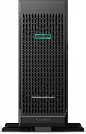 Сервер HP ProLiant ML350 877619-421 сервер hp proliant ml150 834608 421