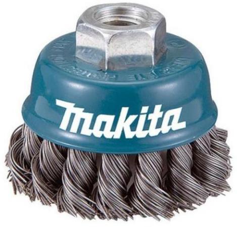 Фото - Кордщетка Makita D-24131 75 мм кордщетка matrix 74604 75 мм