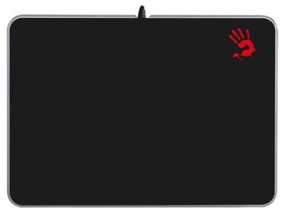 лучшая цена Коврик для мыши A4tech Bloody MP-50NS черный/рисунок