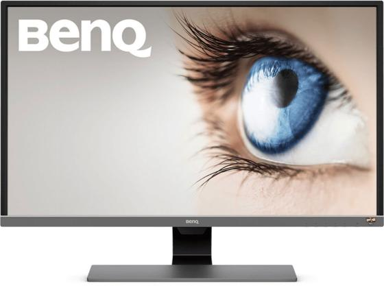 Монитор 32 BENQ EW3270U черный VA 3840x2160 300 cd/m^2 4 ms HDMI DisplayPort Аудио USB 9H.LGVLA.TSE