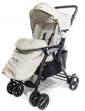 Прогулочная коляска Cam Portofino (цвет 405/крем с кристаллами) cam коляска 3 в 1 dinamico elite up cam бежевый