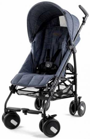 Коляска-трость Peg-Perego Pliko Mini (urban denim)