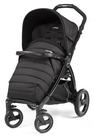 Коляска прогулочная Peg-Perego Book Completo (breeze noir) peg perego детская коляска 3 в 1 peg perego book plus pop up modular