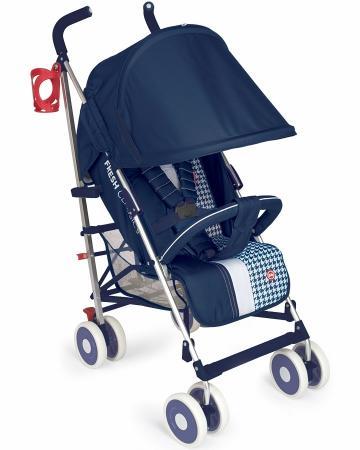 Коляска-трость Happy Baby Cindy (dark blue) коляска прогулочная happy baby cindy blue