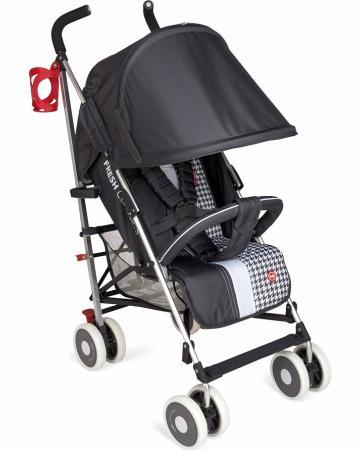 Коляска-трость Happy Baby Cindy (dark grey) коляска трость happy baby cindy marine