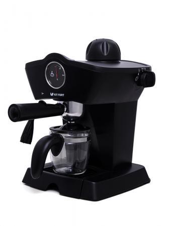 Кофеварка KITFORT KT-706 800 Вт черный кофеварка kitfort kt 702 1100 вт черный