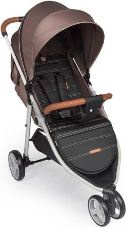 Фото - Коляска прогулочная Happy Baby Ultima V2 (brown) коляска прогулочная everflo safari grey e 230 luxe