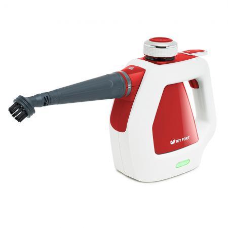 Пароочиститель KITFORT KT-918-1 1000Вт красный пароочиститель kitfort кт 918 1 красный