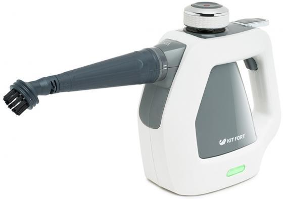 Пароочиститель KITFORT KT-918-2 1000Вт серый пароочиститель kitfort кт 918 2 серый
