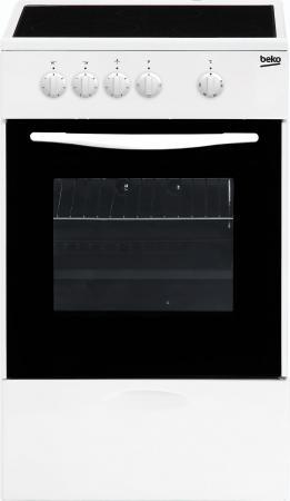 Электрическая плита Beko FCS47002 белый