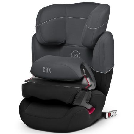 Автокресло CBX by Cybex Aura-Fix (cobblestone) автокресло cybex free fix cobblestone
