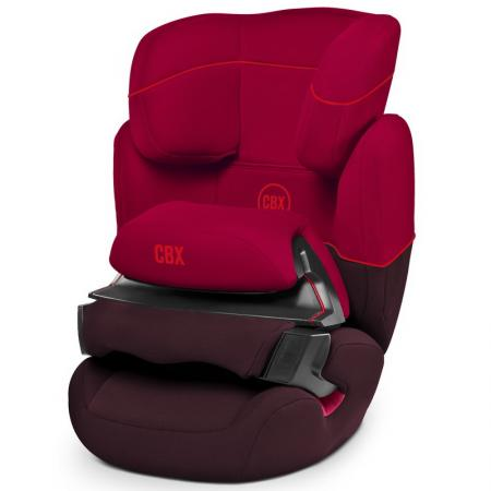 Автокресло CBX by Cybex Aura (rumba red) автокресло cybex free fix cobblestone