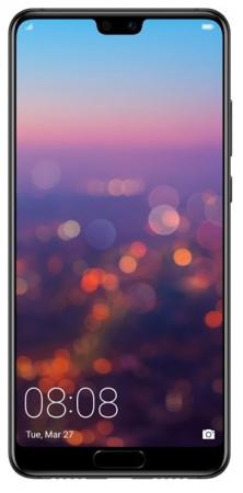 Смартфон Huawei P20 черный 5.8 128 Гб NFC LTE Wi-Fi GPS 3G 51092GXX huawei e5330 21 6m 3g mobile unlocked wi fi hotspot router modem