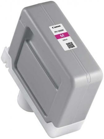 Картридж Canon PFI-1300 для Canon imagePROGRAF Pro-2000 Pro-4000 Pro-4000S Pro-6000S TX-3000 TX-4000 пурпурный 0813C001