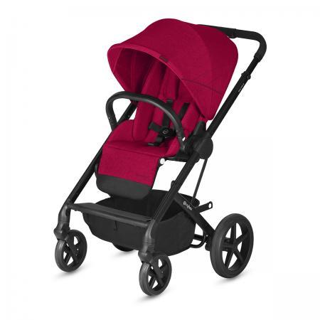 Прогулочная коляска Cybex Balios S (rebel red) cybex 16190
