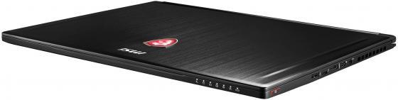 "Ноутбук MSI GS63 7RD-064RU Stealth 15.6"" 1920x1080 Intel Core i7-7700HQ 256 Gb 16Gb nVidia GeForce GTX 1050 2048 Мб черный Windows 10 Home 9S7-16K412-064"