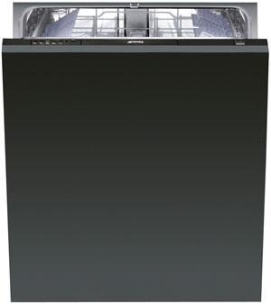 Посудомоечная машина Smeg ST512 чёрный smeg si641id2