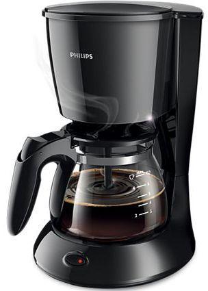 Кофеварка Philips HD7433/20 700 Вт черный кофеварка philips hd7434 20