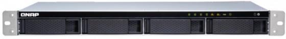 Сетевое хранилище QNAP TS-431XeU-8G 4x2,5 / 3,5 рэковое сетевое хранилище rack nas qnap ts 531x 8g ts 531x 8g