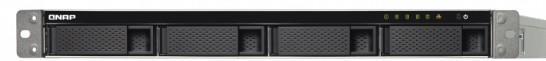 Сетевое хранилище QNAP TS-453BU-8G 4x2,5 / 3,5 рэковое сетевое хранилище rack nas qnap ts 531x 8g ts 531x 8g