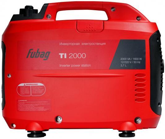 Электростанция цифровая TI 2000 электрический генератор и электростанция fubag ti 2600