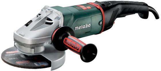 Углошлифовальная машина Metabo WE 22-180 MVT 180 мм 2200 Вт углошлифовальная машина metabo we17 125