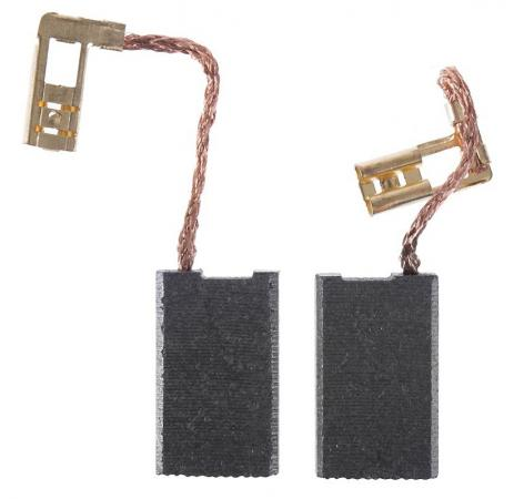 Щетки угольные GR (2 шт.) для Бош (1617014122) 6,3х12,5х22мм 404-306 щетки угольные для инструмента bosch 404 309 2604321905 gr аutostop 2 шт