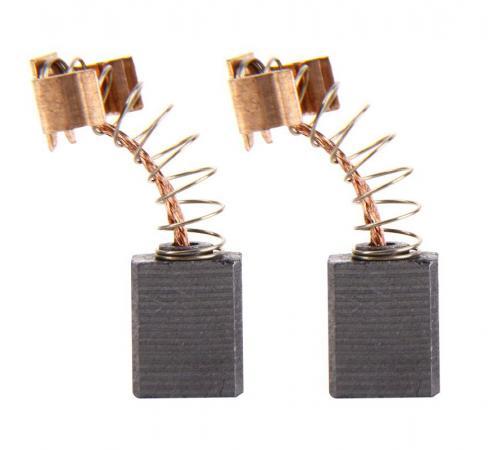 Щетки угольные RD (2 шт.) для HAMMER PRT750, PRT950 6х9х11,5мм 404-406 щетки угольные для инструмента makita 404 204 cb 204 2 шт аutostop