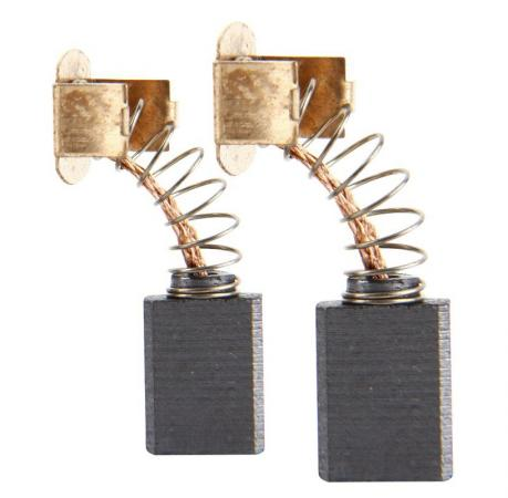 Щетки угольные RD (2 шт.) для HAMMER USM900S 5х8х10,5мм 404-402 щетки угольные для инструмента bosch 404 309 2604321905 gr аutostop 2 шт