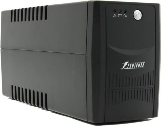 ИБП Powerman BACK PRO 600I PLUS (IEC320) 600VA ибп powerman black star plus 600