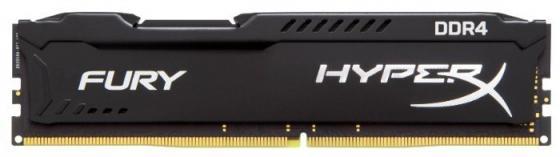 Оперативная память 16Gb PC4-25600 3200MHz DDR4 DIMM CL18 Kingston HX432C18FB/16 оперативная память kingston kvr24r17s4 16