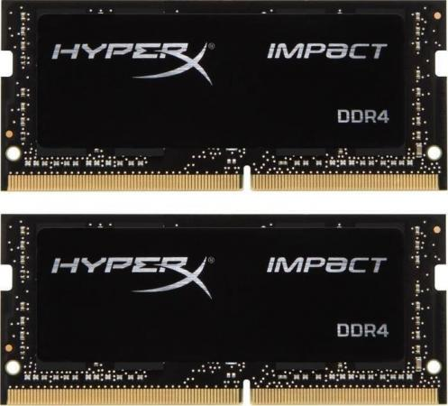 Оперативная память для ноутбука 32Gb (1x32Gb) PC4-25600 3200MHz DDR4 SO-DIMM CL20 Kingston HX432S20IBK2/32 цены онлайн