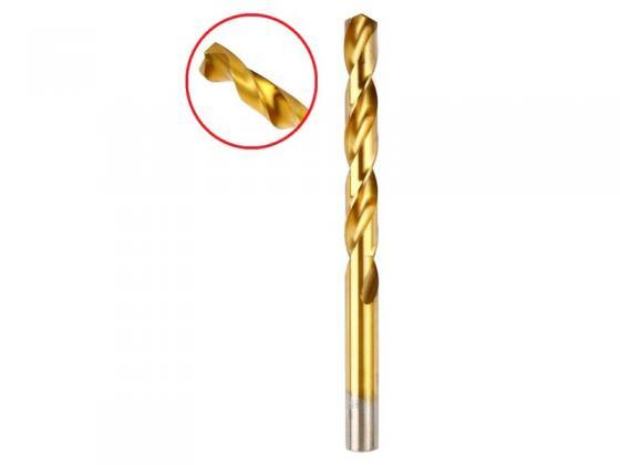 Сверло HAMMER Flex 202-123 DR MT 11,0мм*142/94мм металл, DIN338, HSS-G, TIN