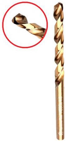 Сверло HAMMER Flex 202-511 DR CO 6,00мм*93мм кобальт M35, DIN338, HRC65-70 сверло hammer flex 202 510 dr co 5 50мм 93мм кобальт m35 din338 hrc65 70