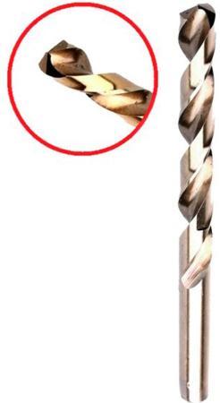 Сверло HAMMER Flex 202-517 DR CO 9,00мм*125мм кобальт M35, DIN338, HRC65-70 сверло hammer flex 202 510 dr co 5 50мм 93мм кобальт m35 din338 hrc65 70