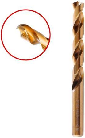 Сверло HAMMER Flex 202-522 DR CO 13,00мм*151мм кобальт M35, DIN338, HRC65-70 сверло hammer flex 202 510 dr co 5 50мм 93мм кобальт m35 din338 hrc65 70