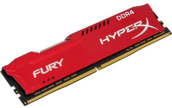 Оперативная память 8Gb PC4-25600 3200MHz DDR4 DIMM CL18 Kingston HX432C18FR2/8 оперативная память 16gb 2x8gb pc4 25600 3200mhz ddr4 dimm cl18 kingston hx432c18fr2k2 16
