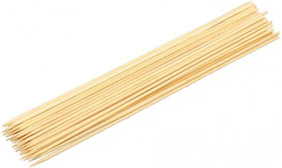 BOYSCOUT Шампуры бамбуковые 30см 50шт шампуры бамбуковые квадратные 40x0 6x0 6см boyscout 61066