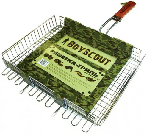 все цены на BOYSCOUT Решетка-гриль универсальная большая онлайн