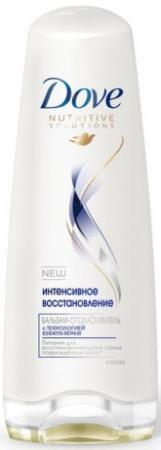 Бальзам Dove Hair Therapy. Интенсивное восстановление 200 мл 67258273 косметика для мамы timotei бальзам интенсивное восстановление 200 мл