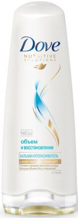 Бальзам Dove Hair Therapy. Объем и восстановление 200 мл 67259153 шампунь сухой hair therapy refresh care dove 200 мл