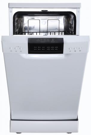 Посудомоечная машина DAEWOO DDW-M0911 белый автопылесос daewoo davc150