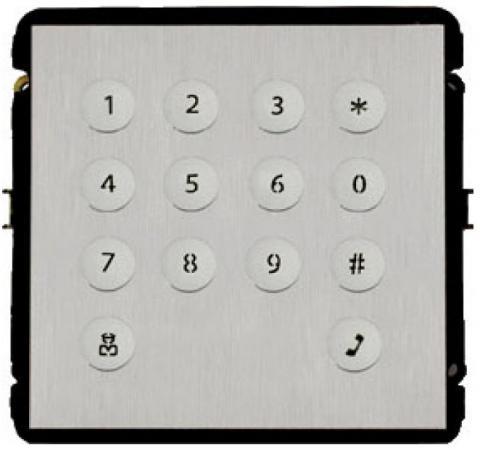 Модуль с клавиатурой Dahua VTO2000A-K цена