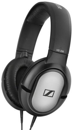 Наушники Sennheiser HD 206 черный